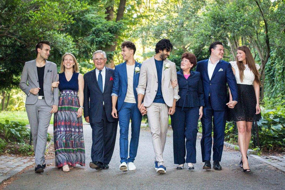 NYC Wedding Photography Same Sex City Hall Fort Tryon Park-11.jpg