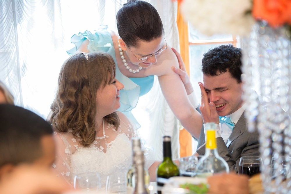 NYC Wedding Photographer Brooklyn Skazka Restaurant Marine Park