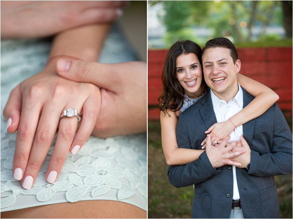 NYC Wedding Photographer Roosevelt Island Engagement Photos Photos Shoot Session