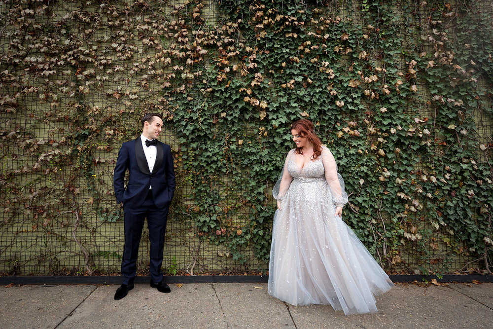 Green Building Wedding NYC