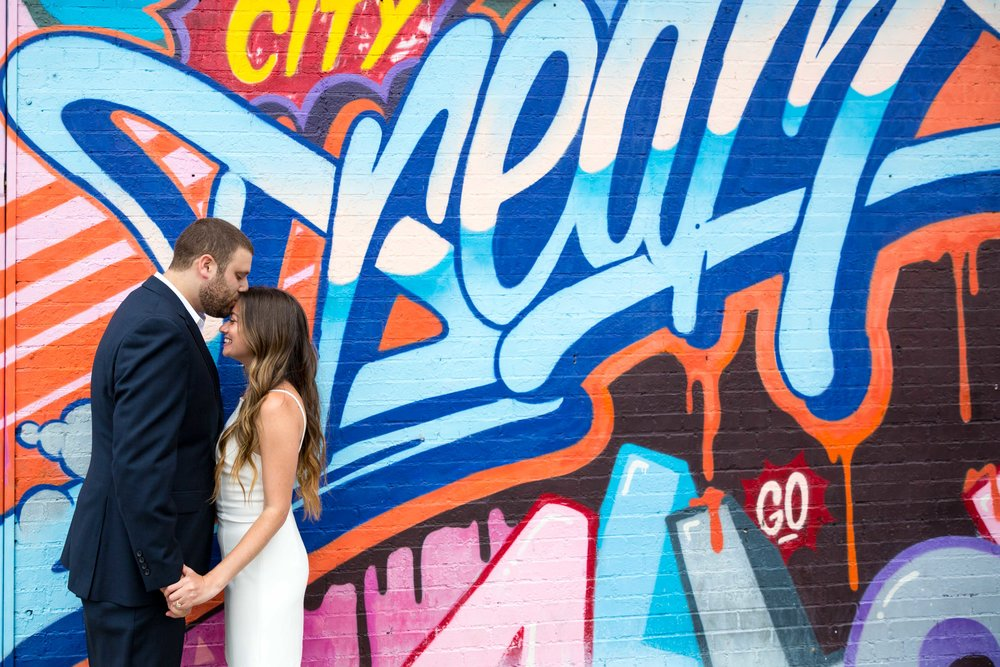 Astoria NYC Engagement Photo Session Shoot Wedding