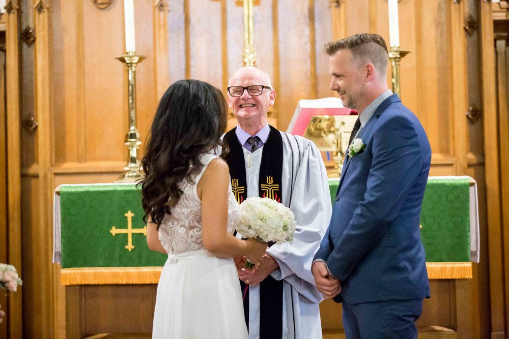 NYC Wedding Photographer New York Brooklyn Church