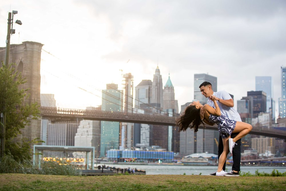 DUMBO Engagement Session NYC Wedding Photographer Brooklyn Phooto Shoot-20.jpg