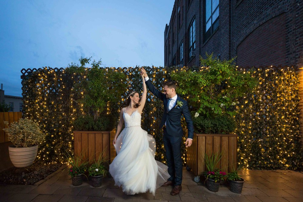 T Studio Event Space Astoria Queens NYC Wedding Photographer