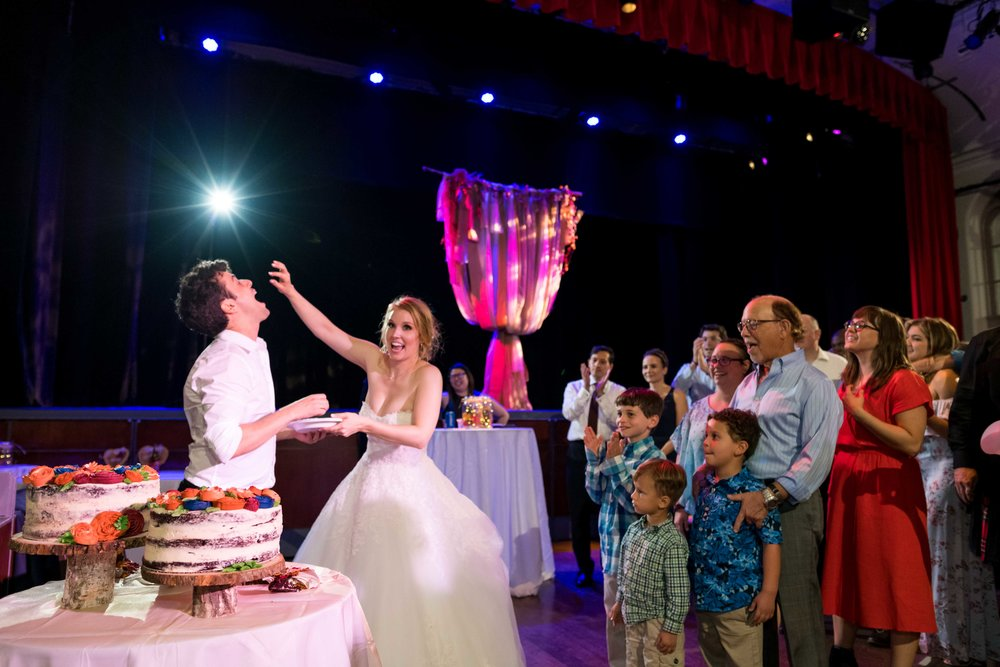 Flushing Town Hall Musical Theatre Wedding Queens NYC Photographer-55.jpg