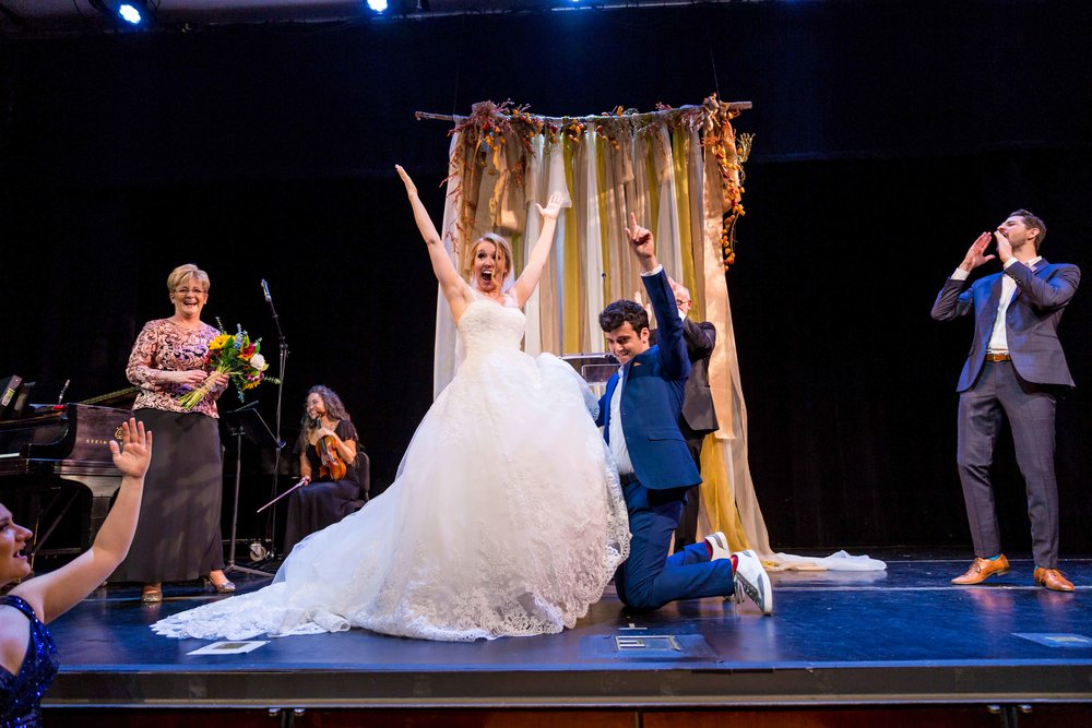 Flushing Town Hall Musical Theatre Wedding Queens NYC Photographer-73.jpg