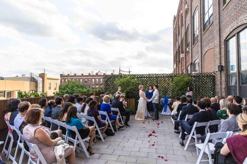 T Studio Event Space Wedding Astoria Queens NYC Photographer
