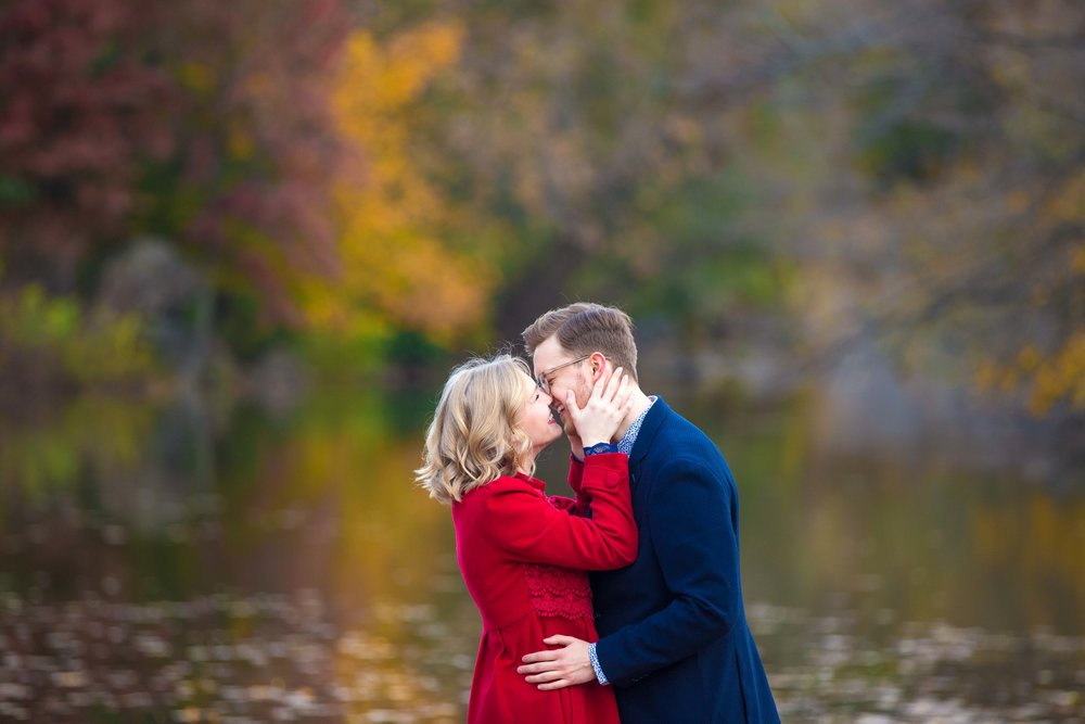 Central Park Engagement Photo Shoot Session NYC Wedding Photographer Fall-10.jpg