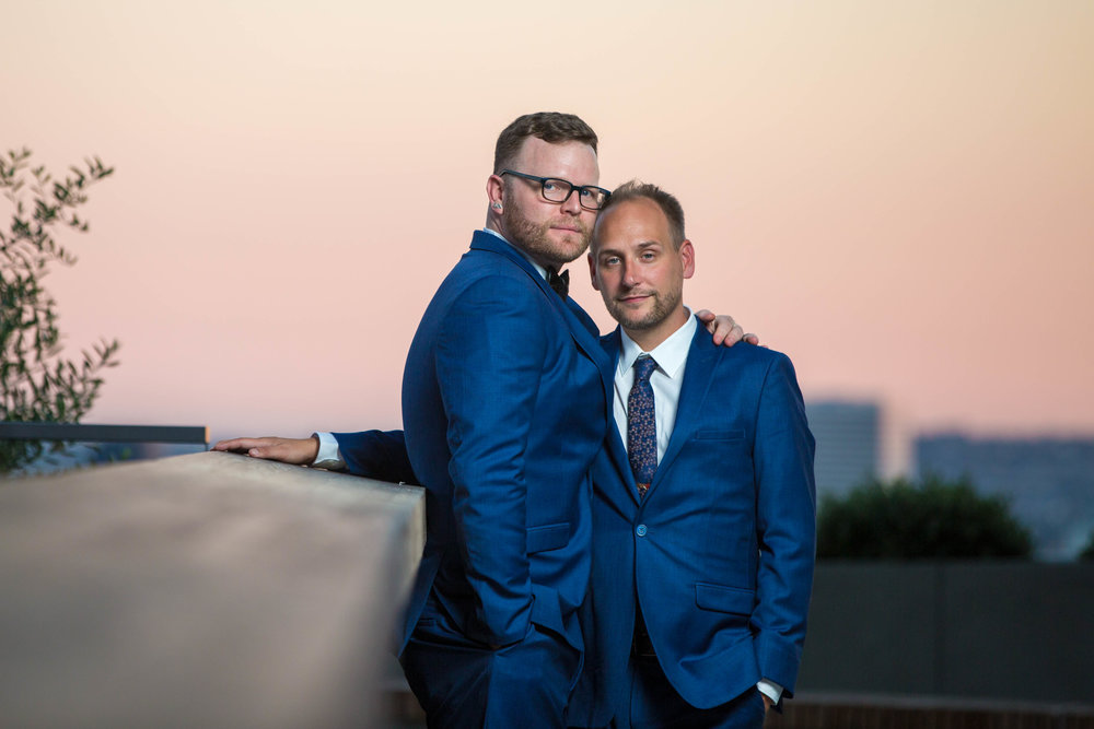 LA Wedding The Jeremy Hotel Los Angeles Same Sex Gay Wedding Photographer-56.jpg