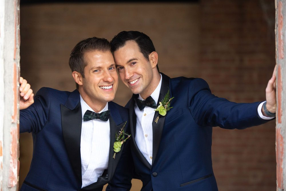 The Roundhouse Wedding Beacon NY New York Same Sex Photographer-23.jpg