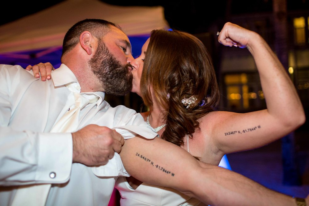 Southernmost Beach Resort Wedding Key West Photographer