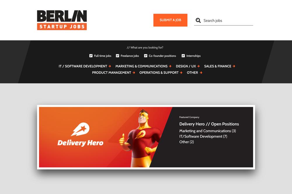 Berlin Startup Jobs (2016) — Arto Viitanen