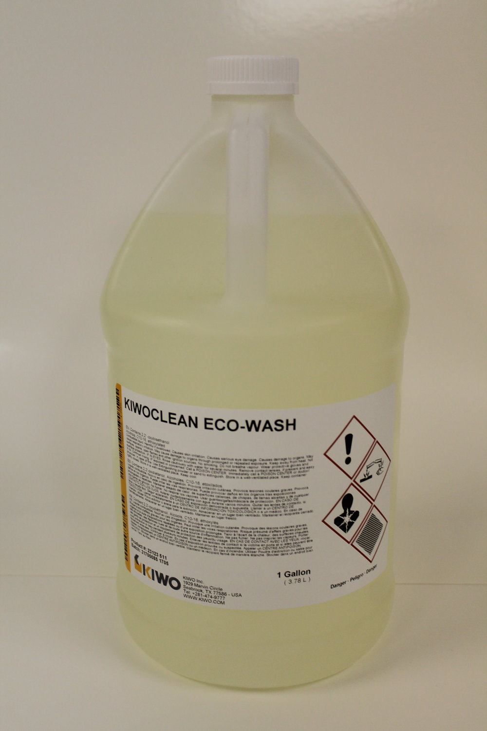 NEW KIWOCLEAN ECO-WASH