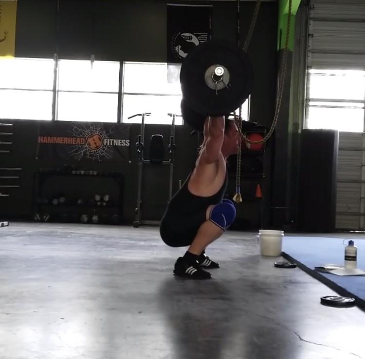 Jeff A. Coach. CF Level 2, MovNat, Strongman