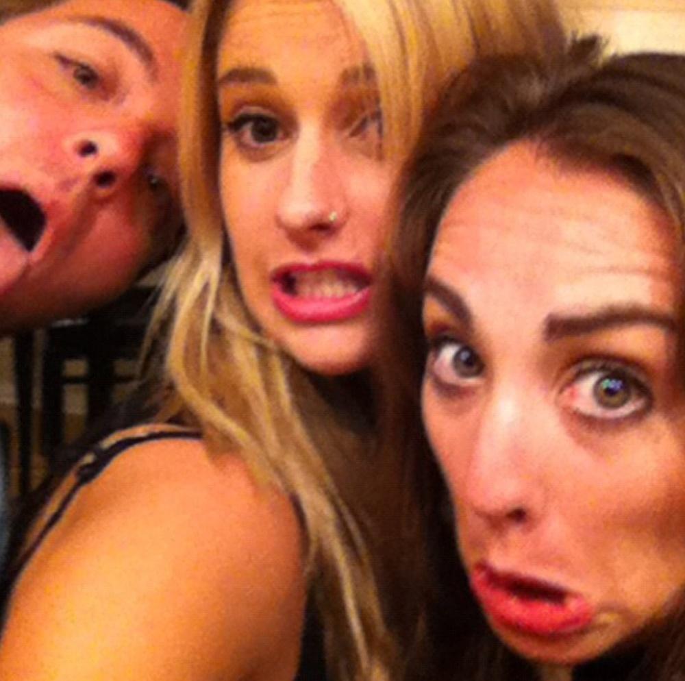 the tres amigos