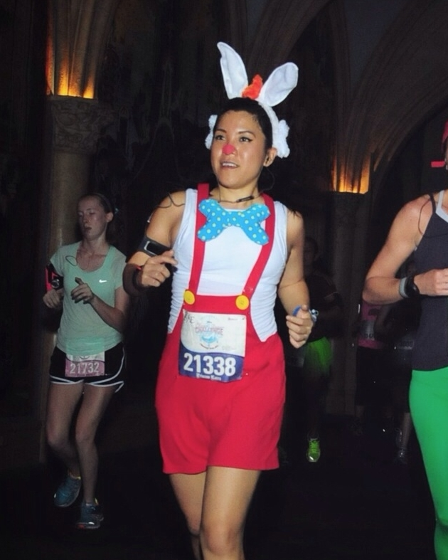 Photo Courtesy:               http://www.myrunningcostumes.com/