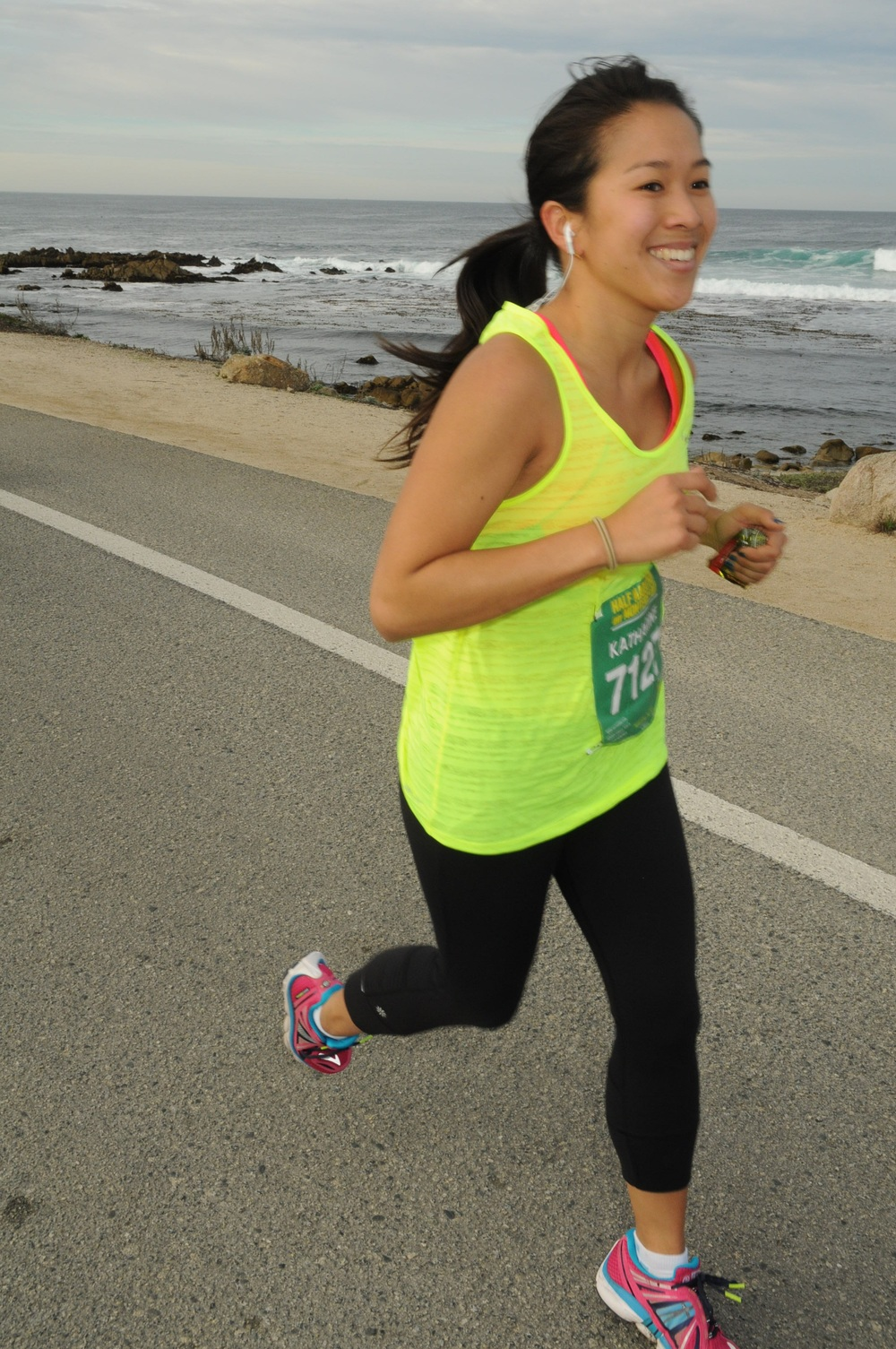 The Big Sur Half Marathon
