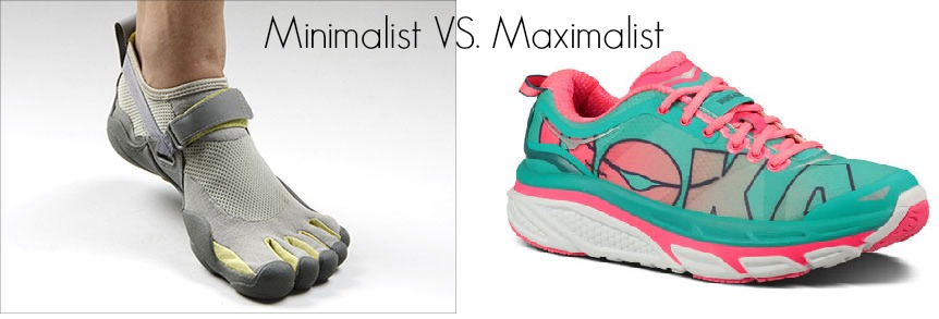 Minimalist vs. Maximalist Running Shoes and Who s Actually Right ... 496c8cd8e5