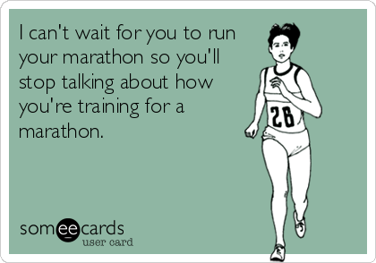 My Advice for New Runners