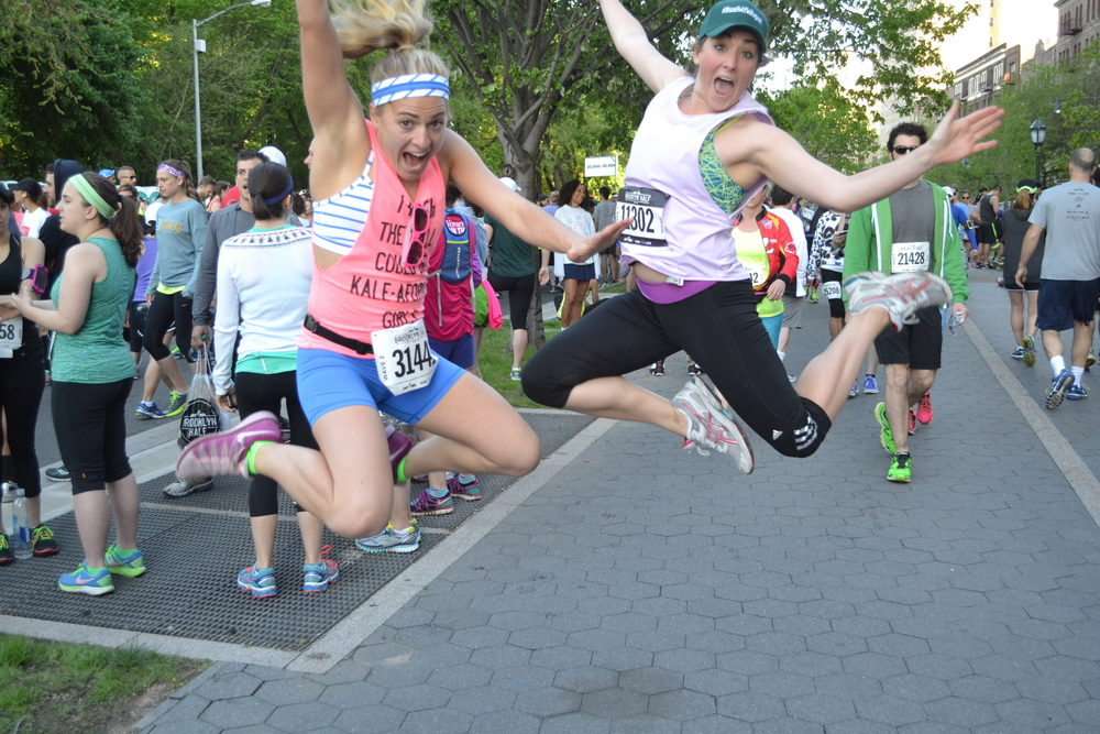 The Brooklyn Half Marathon