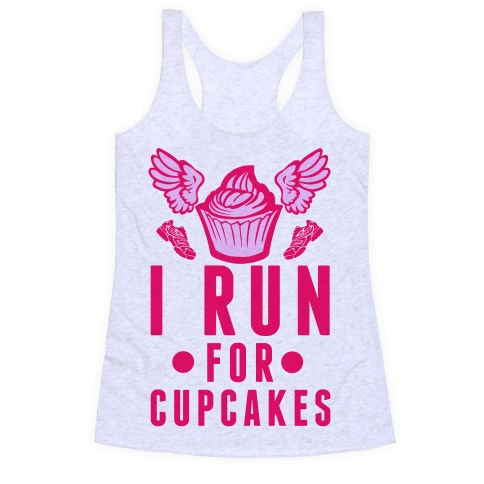 I Run For Cupcakes