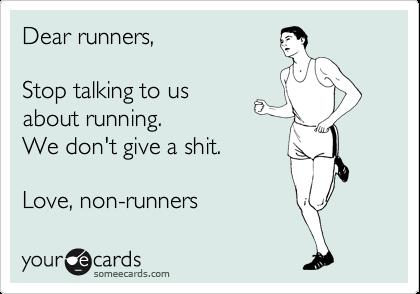 non runners