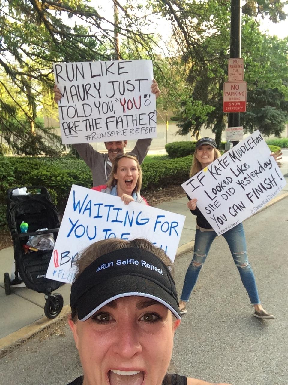 #RunSelfieRepeat best running signs