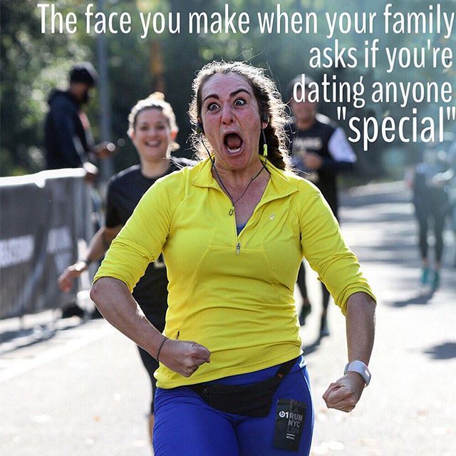 marathon dating