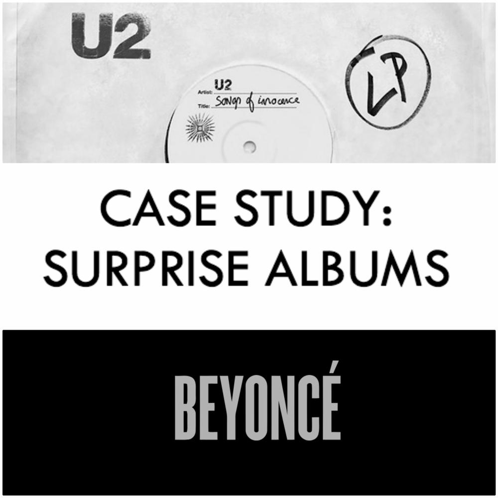 beyonce vs u2