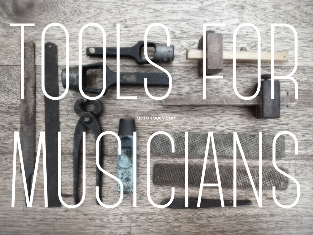 tools for musicians