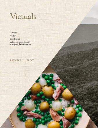 Corbin Kentucky native & food writer Ronni Lundy's Book  Victuals. http://www.ronnilundy.com/