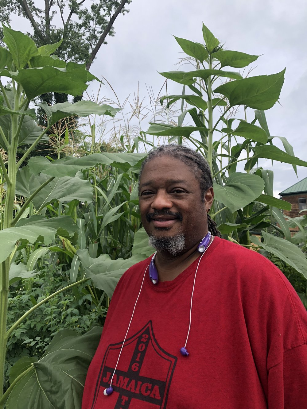 Pastor Chris Battle of the New Eastside Farmer's Market, Knoxville, TN, Pastor Battle is also Senior Pastor at the Tabernacle Baptist Church, and he started the Community Garden that is located right next to the Church which is located in an urban food desert. He would like to see community gardens become more pevalent in the community. Connect with Pastor Battle through Market Facebook link:  https://www.facebook.com/EastsideSundayMarket/  or by this link to his Church:  http://www.mytabernacle.com/