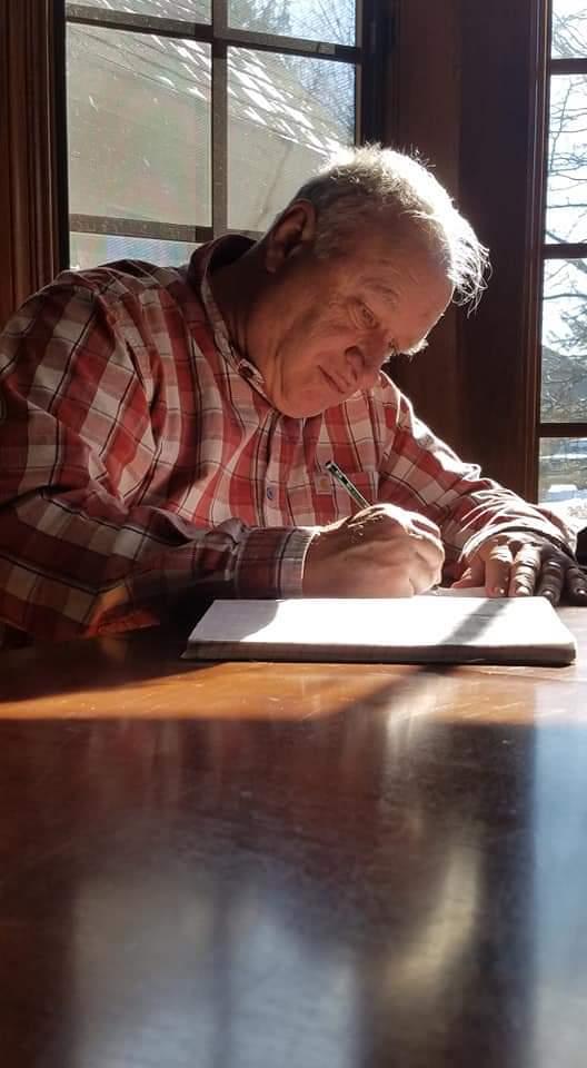 John Coykendall, photo by Ashley Valentine-Coykendall.
