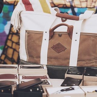 Looking for the best makers in Boston? Come down to 471 Somerville Ave in Somerville MA 11-5 to see our friends at @craftandcaro and pick yourself up a #BostonBag! #bostonmade2016 #boston