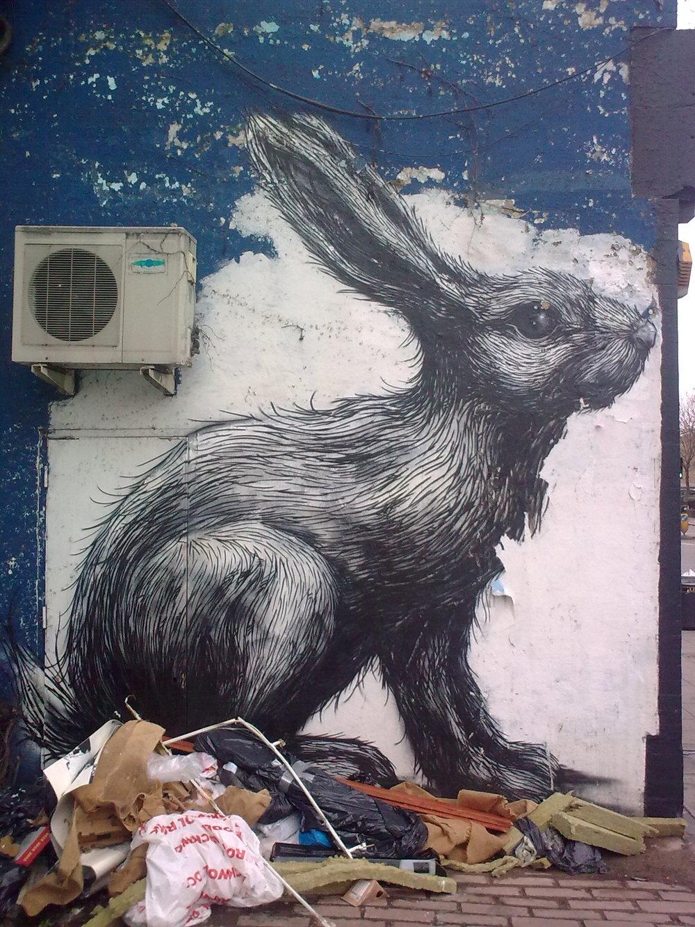 Hackney Road, 2011.