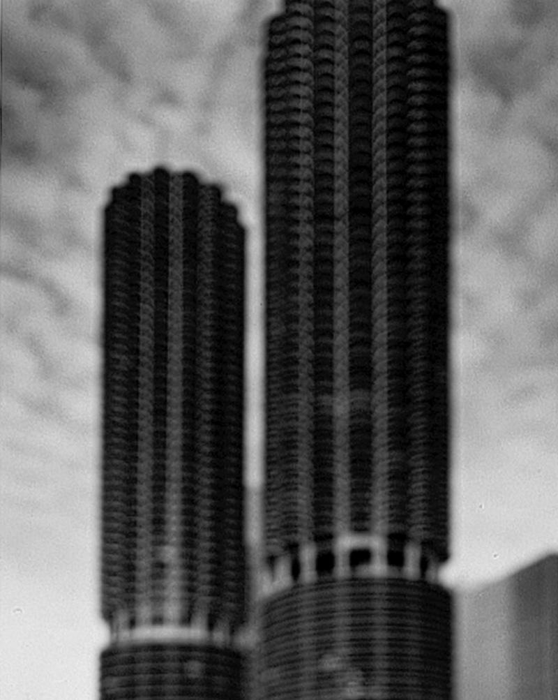 Hiroshi Sugimoto,Marina City, 2000-2001.