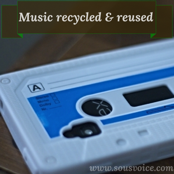 music-recycled-reused