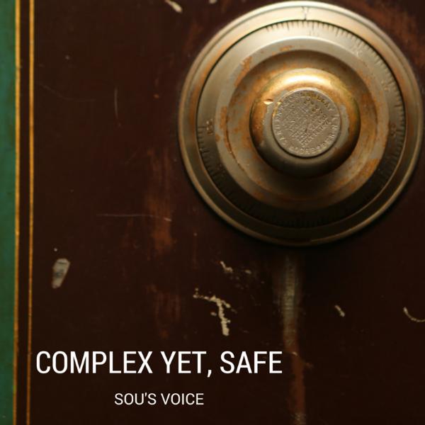 complex safe sou's voice