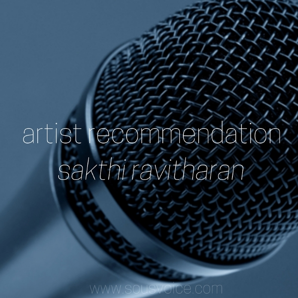 artist recommendation sou's voice