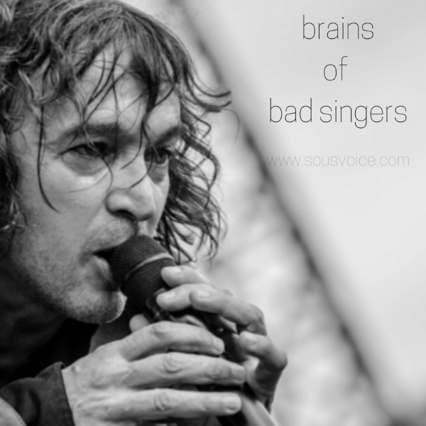 What happens in the brains of bad singers? — Sou's Voice