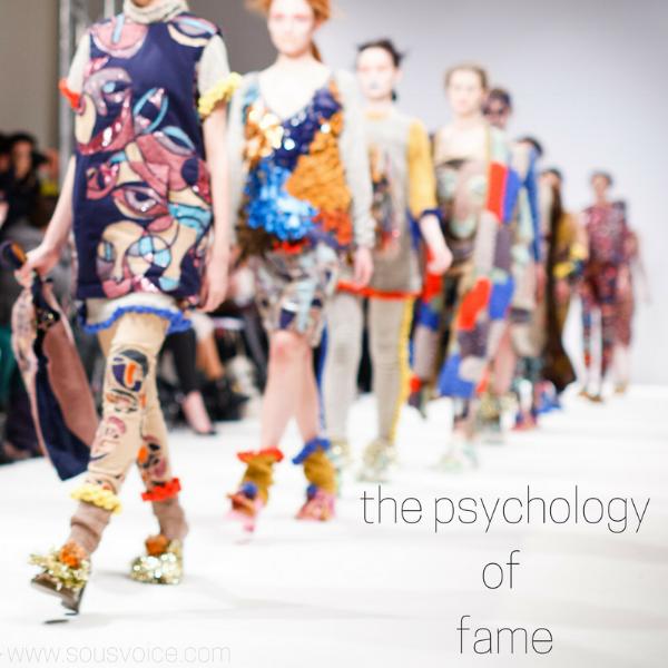 psychology fame sou's voice