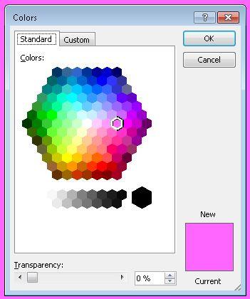 Microsoft Colorwheel - Flora's Pink