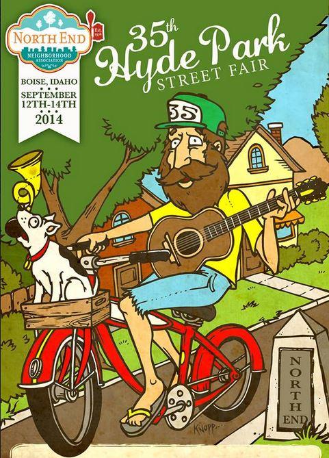 Hyde Park Street Fair Sept. 12, 13 & 14