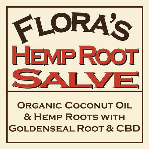 Click Image to Purchase Hemp Root Salve with CBD