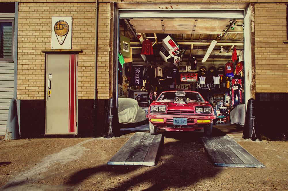 Blame it on a Pickup (1976 Chevrolet Monza)