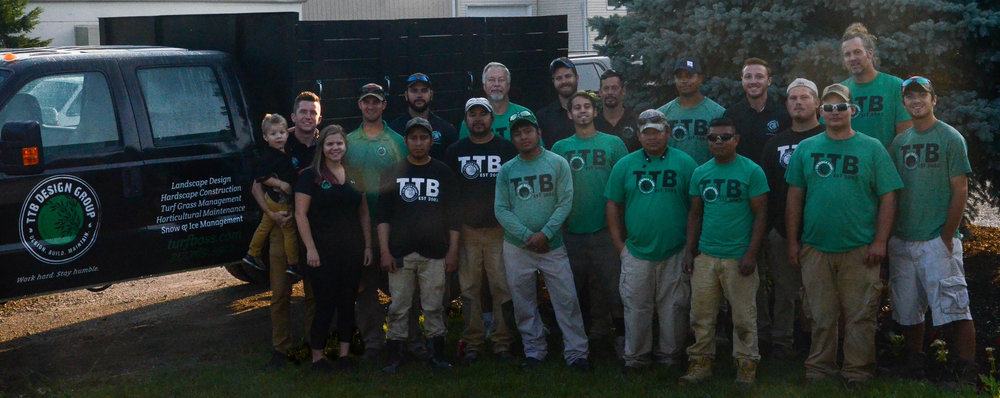 TTB 2018 Field Team