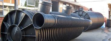 CORRUGATED PIPES                                                         CHANNELS                                                       CHAMBERS & MANHOLES                                   TANKS & SEPARATORS