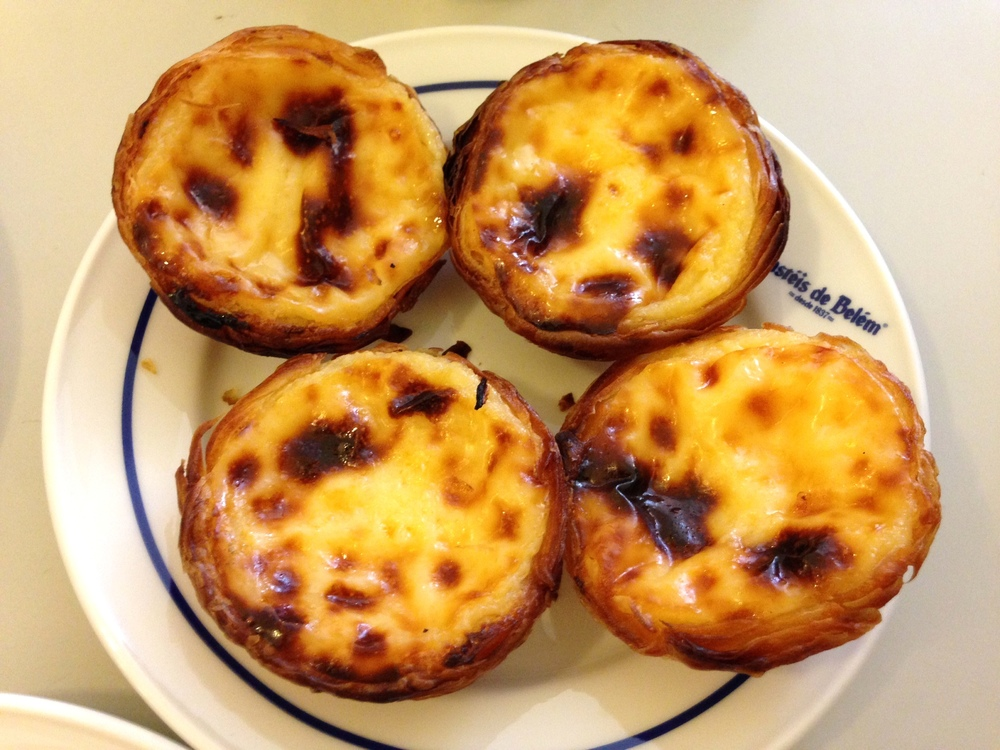 Portuguese Custard Tarts at Pastéis de Belém in Lisbon | Have a ...