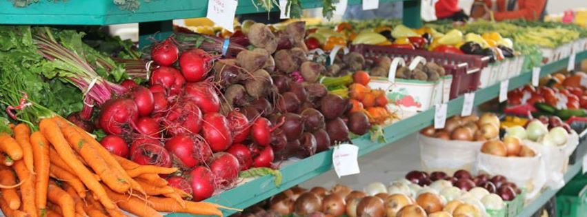 Photo courtesy of Aberfoyle Farmers' Market