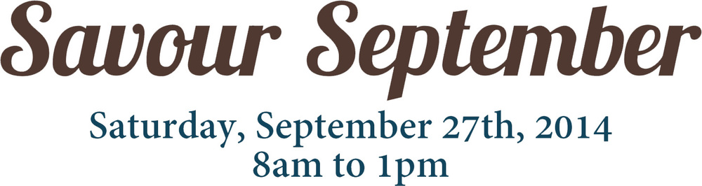 Savour September Aberfoyle